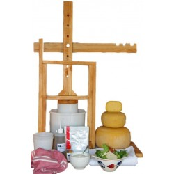 Wooden Cheese press (20 Litres)