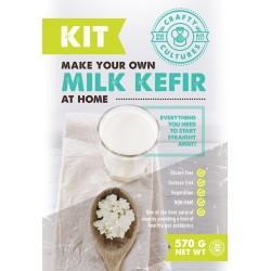 Milk Kefir Instruction Manual