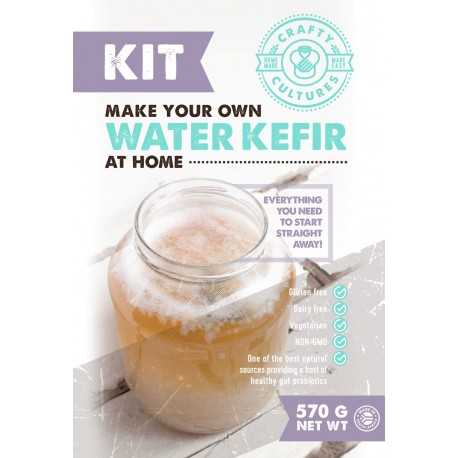 Water Kefir Instruction Manual