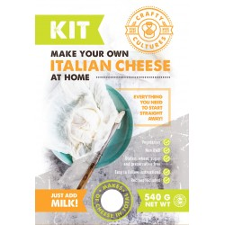 Basic Italian Cheese Kit Instruction Manual