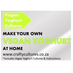 Vegan Yoghurt Starter