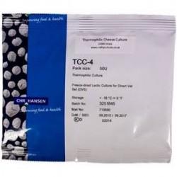 Thermophilic Culture Starter  (TCC-4, 50U) 500 Liters