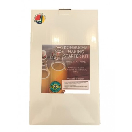 Kombucha Brewing Combo