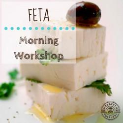 Make your own Feta 101 Workshop - 29 June 2019