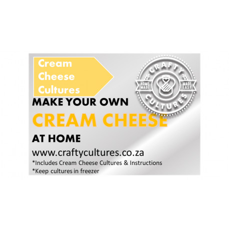 Cream Cheese Culture