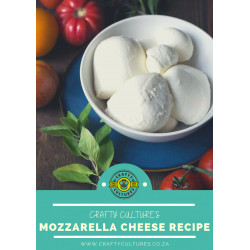 Crafty Culture's Mozzarella Recipe