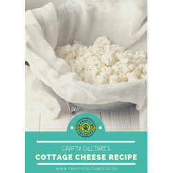 Crafty Culture's Cottage Cheese Recipe