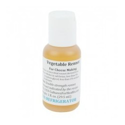 Vegetable liquid Rennet