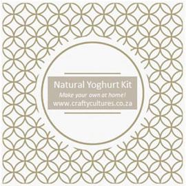 Yoghurt Starter Kit